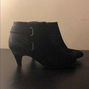 Work booties (BLACK)
